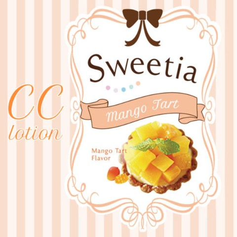 CC lotion Sweetia 100ml マンゴータルト
