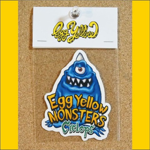 Cyclops/Egg Yellow Monsters