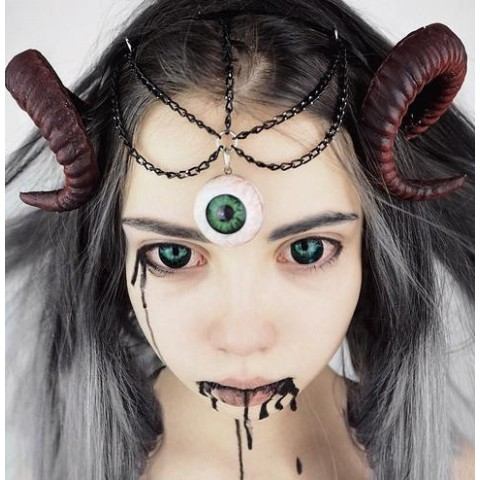 【Devilish】Wrath Hairband