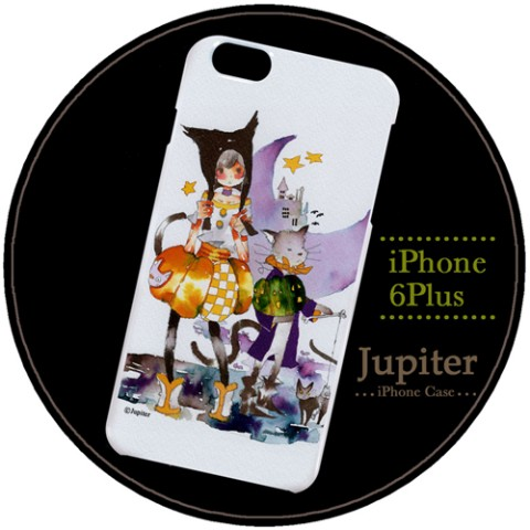 【Jupiter】【iPhone6Plusケース】寄り道