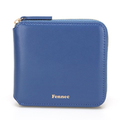 Fennec Zipper Wallet Dusty Blue