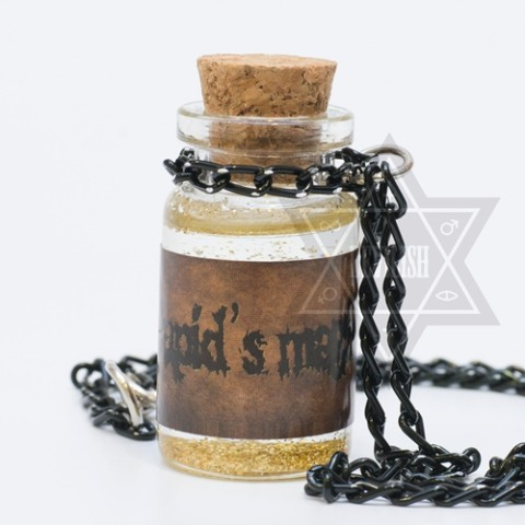 【Devilish】Treasure Bottle Necklace(Cupid's magic)