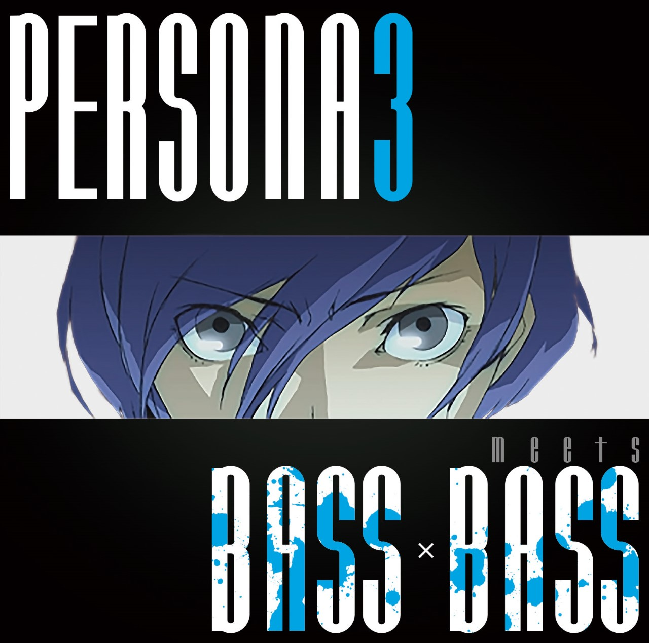 【予約受付中】BOTTOM-EDGE / PERSONA3・4 meets BASS×BASS