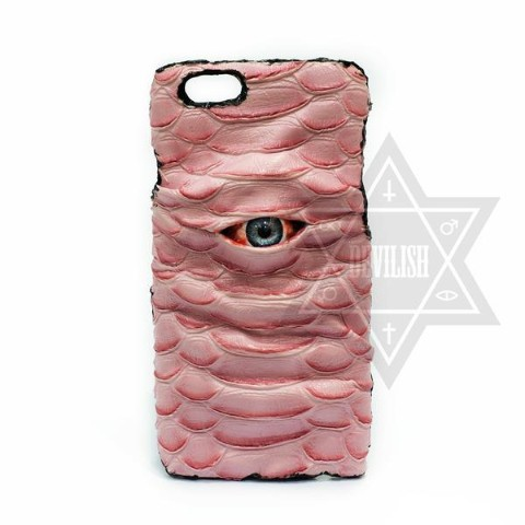 【Devilish】Poisonous phone case(iPhone6S)