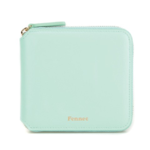 Fennec Zipper Wallet Minty Mint