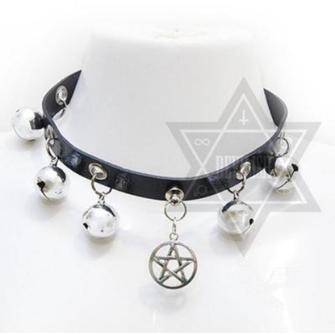 【Devilish】Ring my bell choker