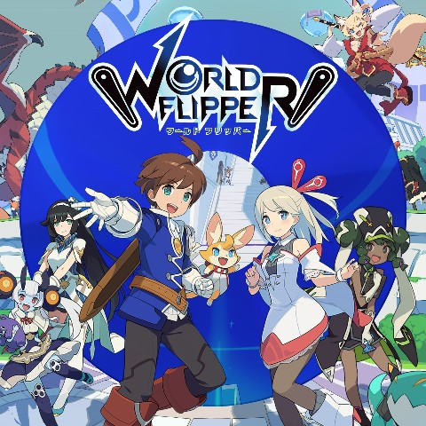 【WORLD FLIPPER Original soundtrack -blue-】購入特典付き