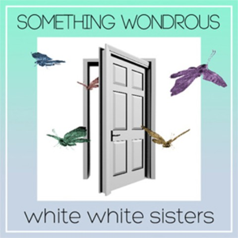white white sisters≪DVD付≫/SOMETHING WONDROUS【VV特典あり】