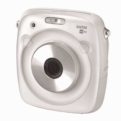 【チェキ】INSTAX SQUARE SQ10 WHITE