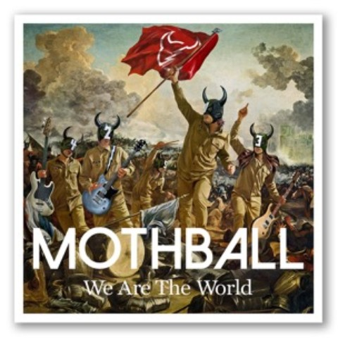 MOTHBALL / We Are The World【VV特典あり】