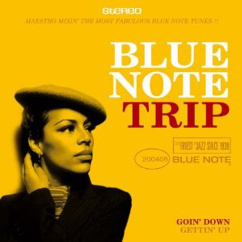 【大特価輸入盤CD!!】BLUE NOTE TRIP(黄) Goin' Down/Getting' Up