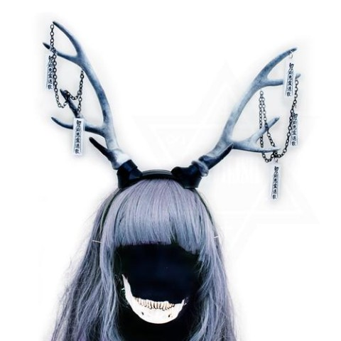 【Devilish】Spells headpiece