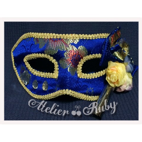 【Atelier Ruby】Mask Headdress-China/BL