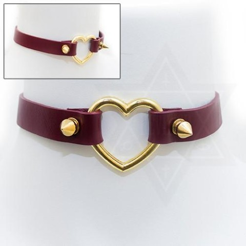 【Devilish】bloody love choker