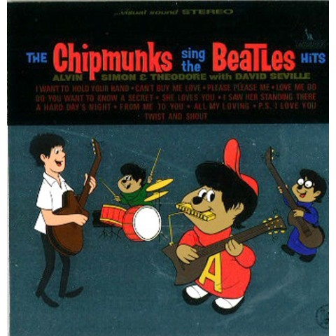THE Chipmunks/Sing The Beatles Hits