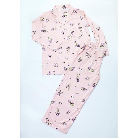 【愛☆まどんな】そいねちゃんパジャマ上下セット/PINK【渋谷店直送】
