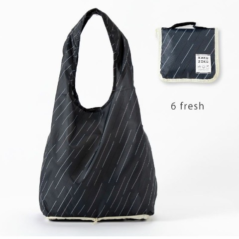 【エコバッグ】KAKUZOKO BAG M(fresh)
