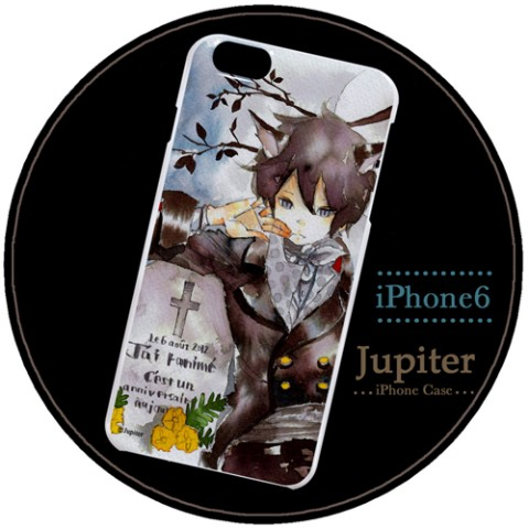 【Jupiter】【iPhone6ケース】蘇生