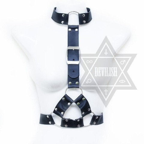 【Devilsh】Choker link harness