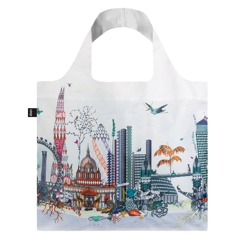 BAGS Artist KRISTJANA S WILLIAMS INTERIORS London Skyline