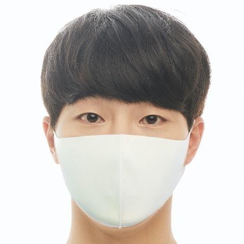 【LOOKA】Refreshing Mask (IVORY) L