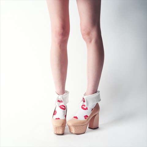 【ERIMAKI SOX】ERIMAKI SOX Lip High-Sox(WHITE)