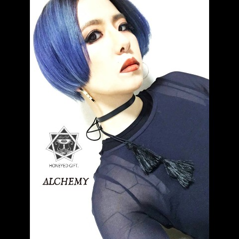 HONEYED GIFT. ALCHEMY チョーカー「3」