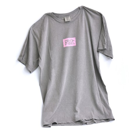 【BRIDGE SHIP HOUSE×VV】Tシャツ (Grey) Mサイズ