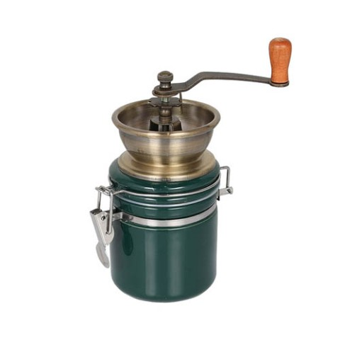 """【コーヒー豆専用】COFFEE MILL """"TERRA"""" FOREST GREEN"""