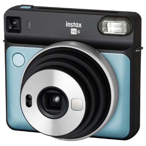 【チェキ】INSTAX SQUARE SQ6 AQUA BLUE