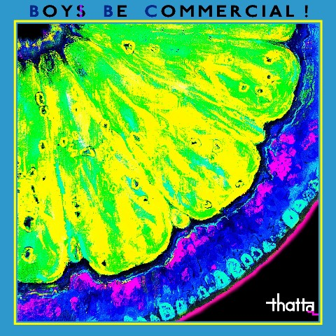 thatta/BOYS BE COMMERCIAL!【VV特典あり】