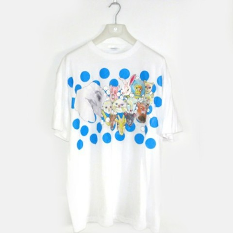 【kanvas】ZOO DRAWINGS TEE