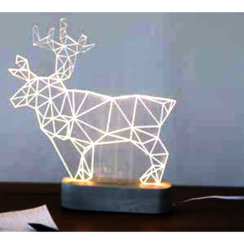 【STURL DESIGN】LAMP ELK