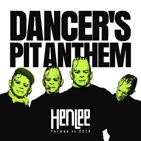 HenLee / DANCER'S PIT ANTHEM【VV特典あり】