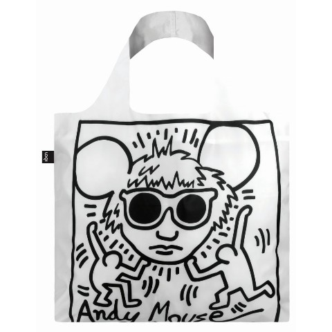 BAGS Museum HARING Andy Mouse