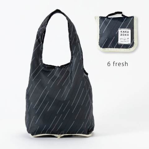 【エコバッグ】KAKUZOKO BAG S(fresh)