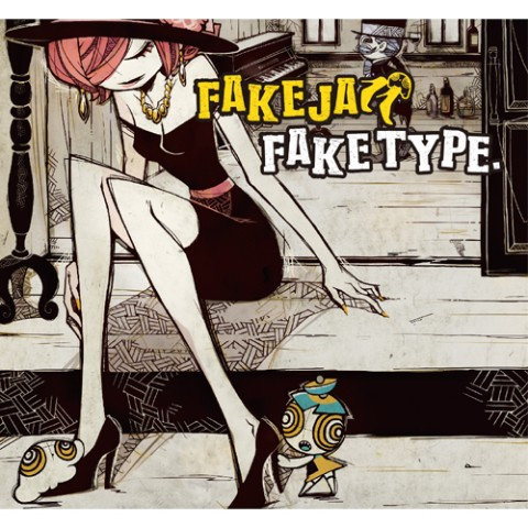 《VV限定》FAKE TYPE/FAKE JAZZ