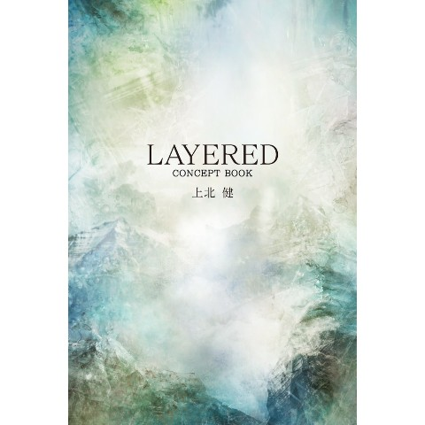 上北健 / LAYERED ≪CD+CONCEPTBOOK VV限定セット≫