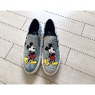 【Suger Freak 】×【Disney】DENIM FABRIC 24CM