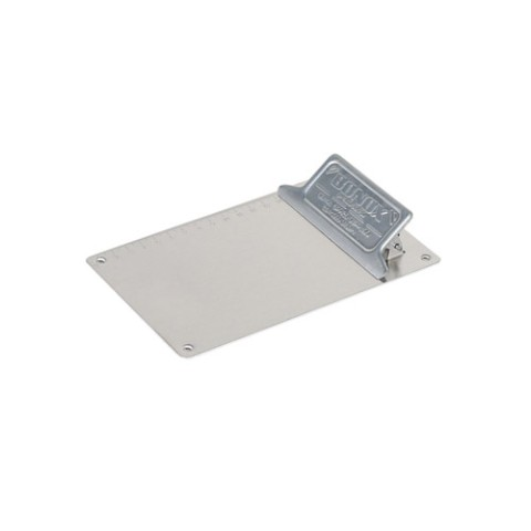 METAL CLIPBOARD A6 GALVANIZED