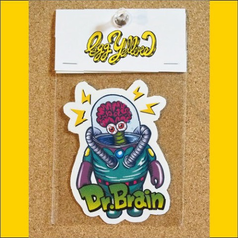 Dr.Brain/Egg Yellow Monsters