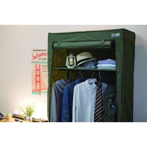 ROLL‐UP WARDROBE OLIVE