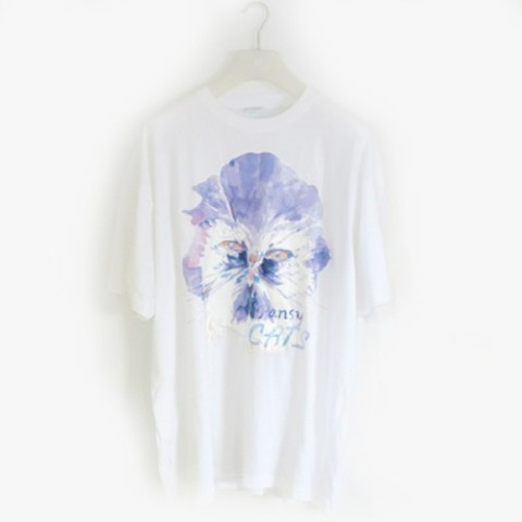 【kanvas】PANSYCATS DRAWINGS TEE