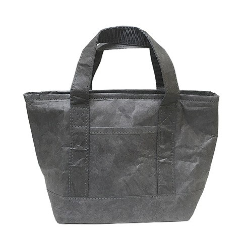 SLOWER BAG LUNCH TOTE GRAY