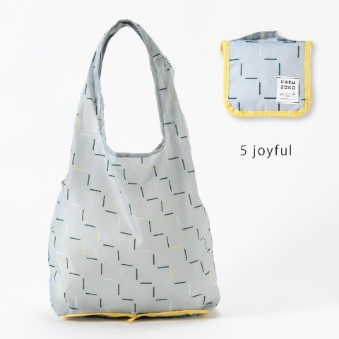 【エコバッグ】KAKUZOKO BAG M(joyful)