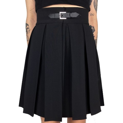 【Deandri】Nancy Skirt Black(スカート・XL)