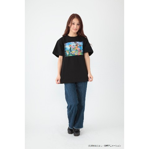 5736d2041406 デジモンアドベンチャー】Tシャツ 黒L / 雑貨通販 ヴィレッジヴァン ...