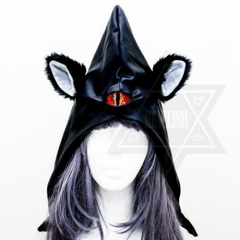【Devilsh】Eyed creature hat