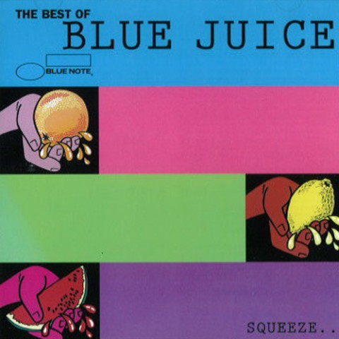 【大特価輸入盤CD!!】BEST OF BLUE JUICE