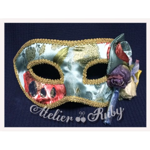 【Atelier Ruby】Mask Headdress-China/SX